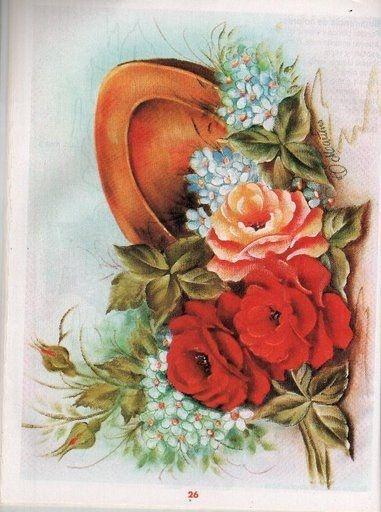 7 - Revital fl - Picasa Web Album: Picasa Web, Pintura Tecido, Ems Tissue, Pintura Tel, Albu, Da Web, Paint, Pintura Textiles, Painting Ems