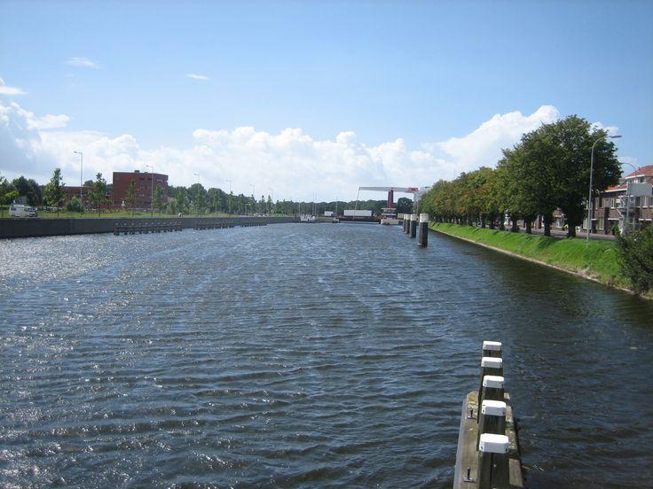 kanaal door Walcheren - Middelburg