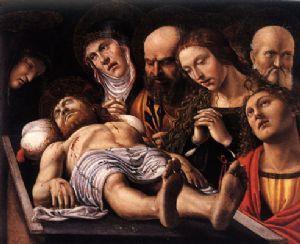 Compianto (Milano coll. privata)  Sodoma (Giovanni Antonio Bazzi) post 1503