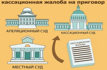 Как и куда подать кассационную жалобу на апелляционное определение по гражданскому или уголовному делу