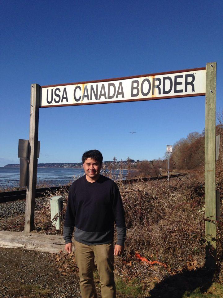 International Border US-CA