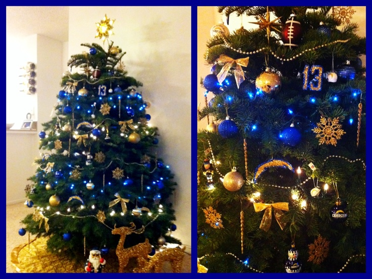 13 best San Diego Chargers Christmas images on Pinterest  San