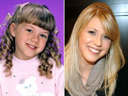Miss Trend She: grown up gorgeous: child stars, then and now #Jodie Sweetin Full House