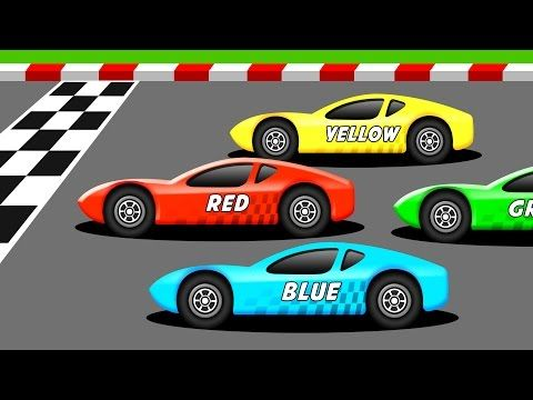 trucks and cars for kids police cars surprise eggs learn colors cartoon for children youtube