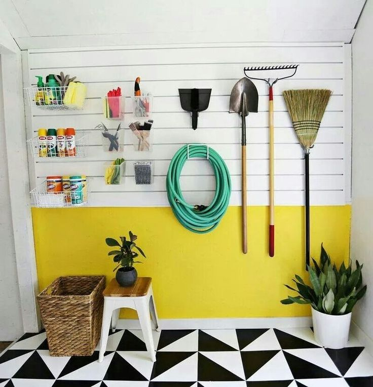 21 inspirações para organizar e decorar a área de serviço