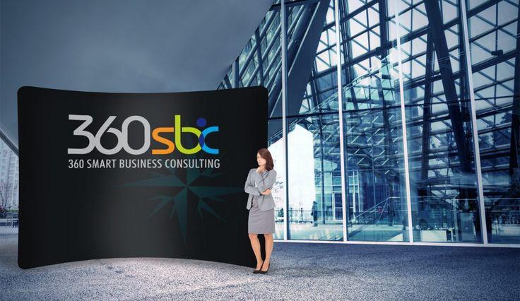 Ścianka reklamowa dla 360sbc