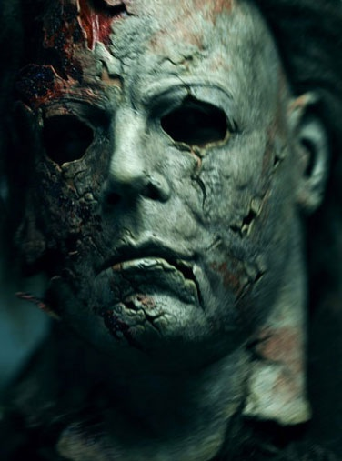 "Here's a brand new and rather sinister movie still from the upcoming horror film ""Halloween 2″"