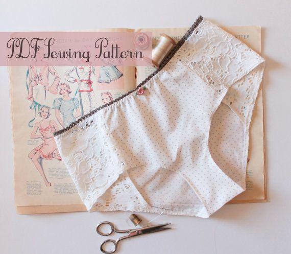 Grace Panties Sewing Pattern Ohhh Lulu