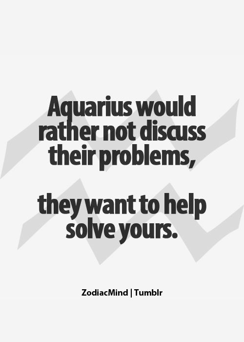 True! I tend not to talk about my problems. Let's talk about what you're going through instead