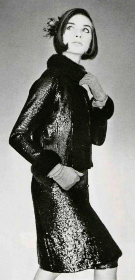 1964 Yves Saint-Laurent.