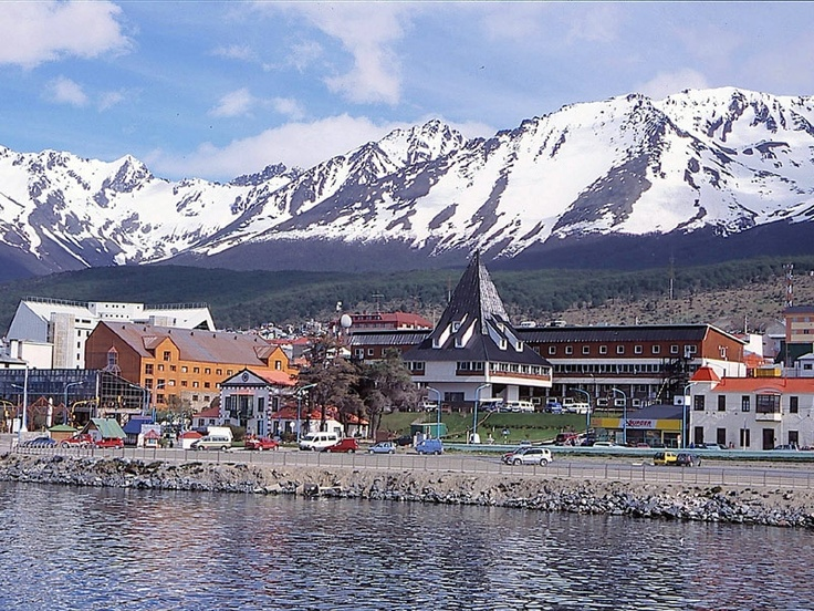 Ushuaia, the southernmost city in the world. Argentina