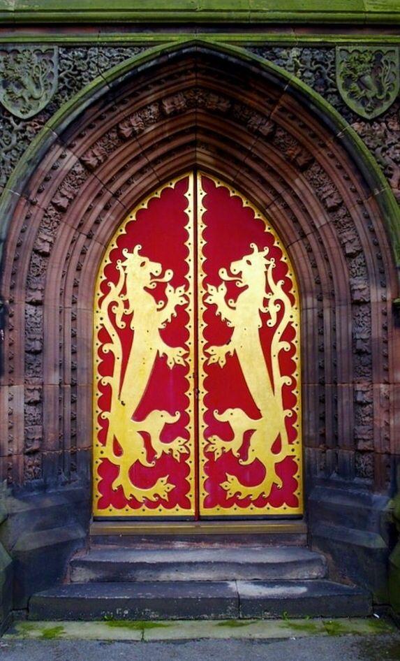 St. Giles' Catholic Church - Cheadle, Staffordshire, England