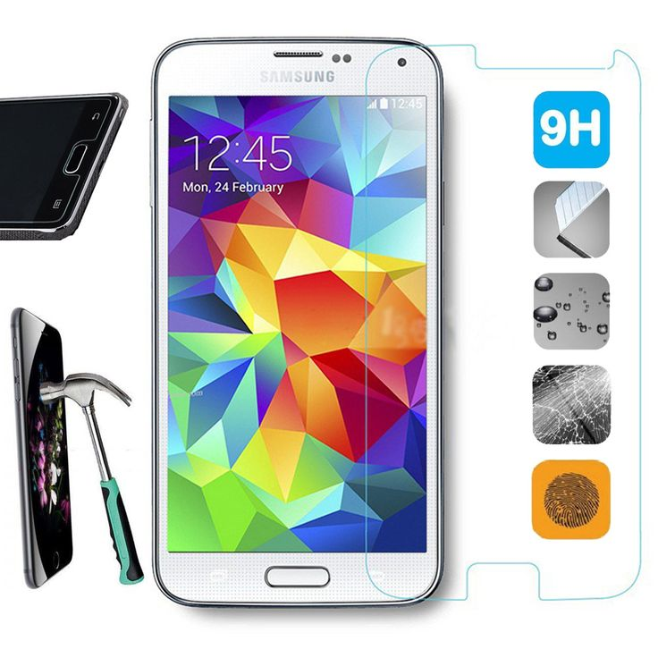 9H Tempered Glass Screen Protector Film For Samsung Galaxy J2 J5 Prime Grand G360 G530 S5 S6 G355 J3 J1 Mini Ace A3 A5 2016 Case
