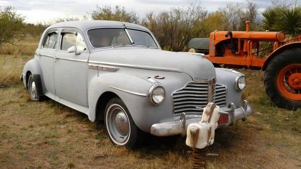 Sleepy Sleeper: 1941 Buick Sedan - http://barnfinds.com/sleepy-sleeper-1941-buick-sedan/