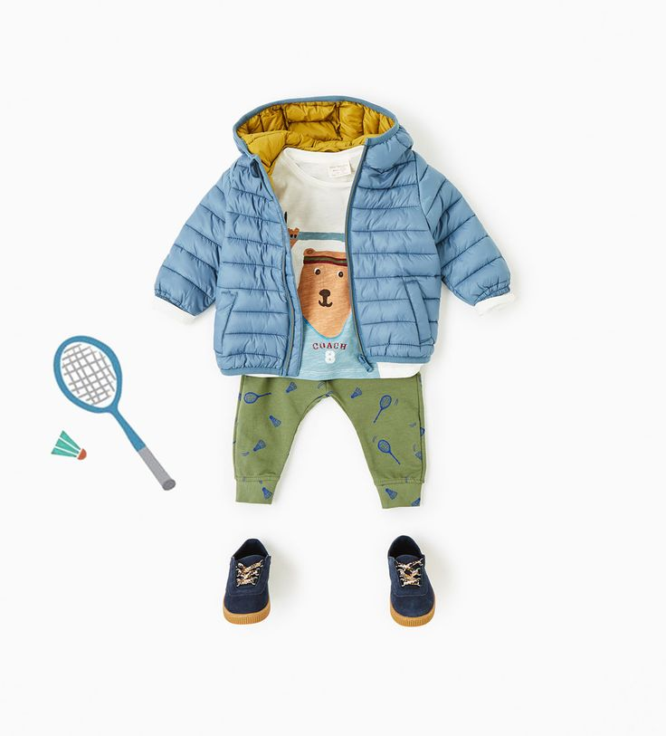 -SHOP BY LOOK-Baby boy-Baby | 3 months - 3 years-KIDS | ZARA United States