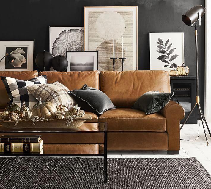 Buffalo Check Plaid Pillow Cover #livingroomdecorideas
