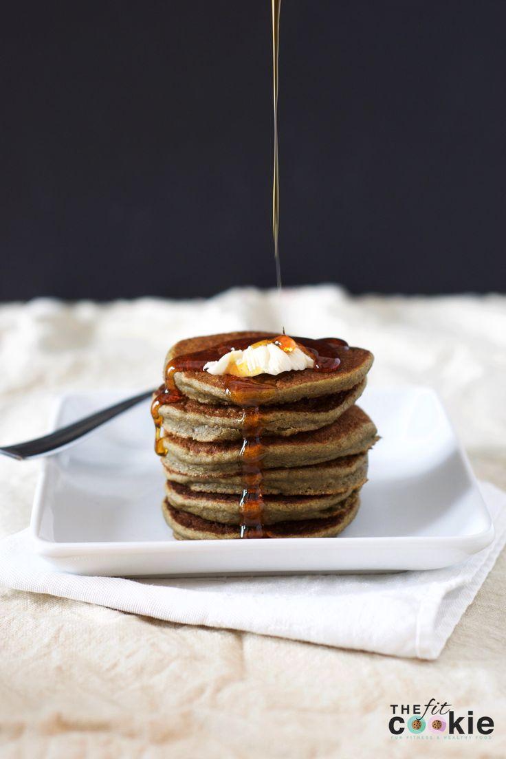 Hemp Protein Pancakes
