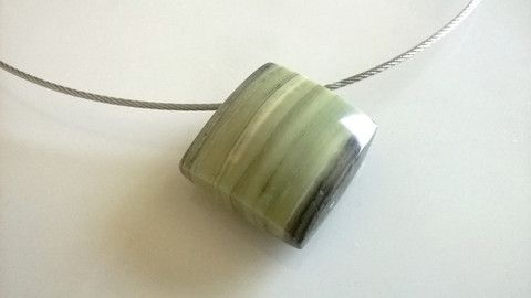 Serpentine Pendants  - $129.95 FREE SHIPPING - WORLDWIDE plus a FREE CABLE CHAIN