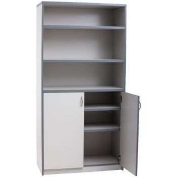 Kent Wall Unit  Size: 1800x900x450  http://keenoffice.com.au/product/kent-wall-unit-2/