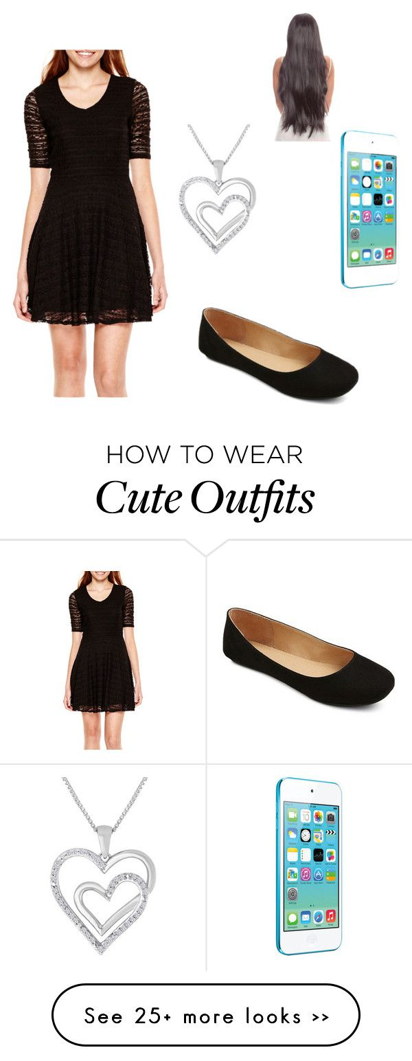 """""""Cute outfit"""" by amber42601 on Polyvore featuring Decree"""