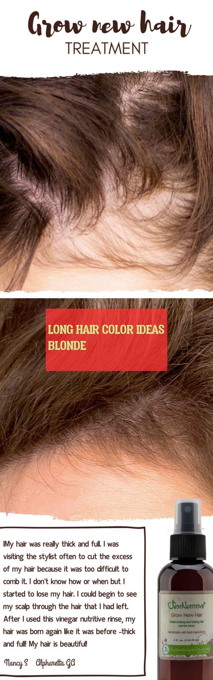 long hair color ideas blonde Long Hair lange haarfarbe ideen blond #long #hair #…
