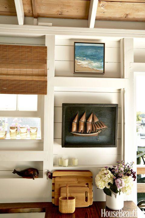 Pretty Pink Tulips Nantucket Novice Beach House Interiorspink