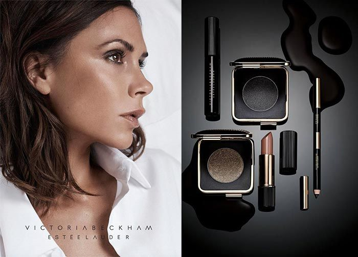 Estee Lauder x Victoria Beckham Spring 2017 Makeup Collection