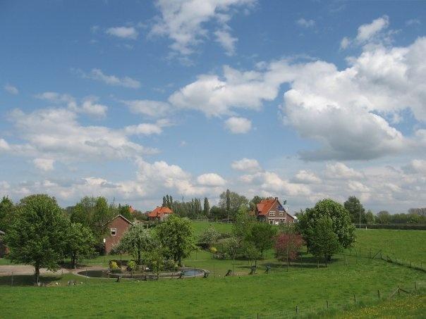 Village Gendt, The Netherlands