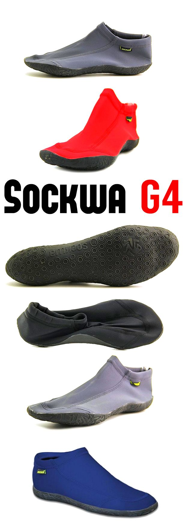 Sockwa G4 Review - Great winter running shoe