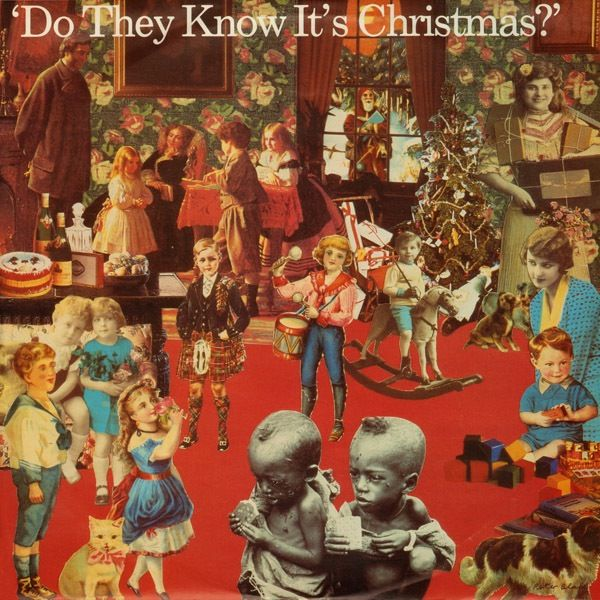 Band Aid - Do They Know It's Christmas? 1984