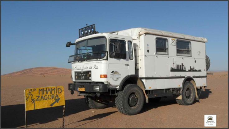 MAN 16.192 Expedition Truck