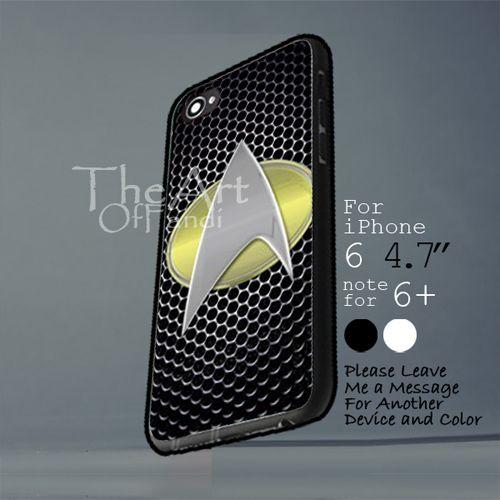 star trek communicator Iphone 6 note for  6 Plus