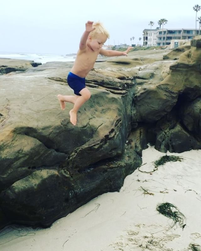 Can't wait to jump back to the beach! 🌊☀️🏖#wednesdaywishes #sandiegodreams #cantwait #beachbaby #croixmichael #boomerang #lajolla #cutie #daredevil #fearless #momlife #momstoboys #love #latergram #lajollalocals #sandiegoconnection #sdlocals - posted by Kelli Calvert  https://www.instagram.com/kellicalvert. See more post on La Jolla at http://LaJollaLocals.com