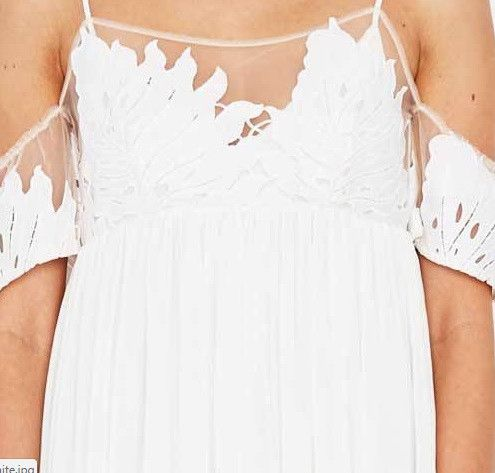 Alice McCALL - White The Best You Never Had Mini Dress