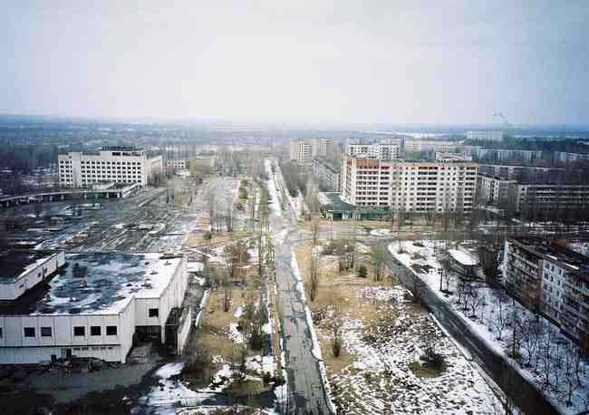 Pripyat, where your dreams come true