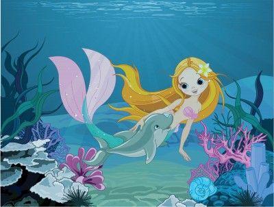 In de muziek en drama onder water les bewegen we op de muziek van de zee. We zien van alles van de zee en reageren erop.