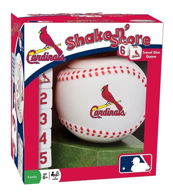 St. Louis Cardinals Shake N' Score Game