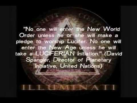 This is a direct quote from the illuminati   ....The Bible predicted these days would come thousands of years ago...