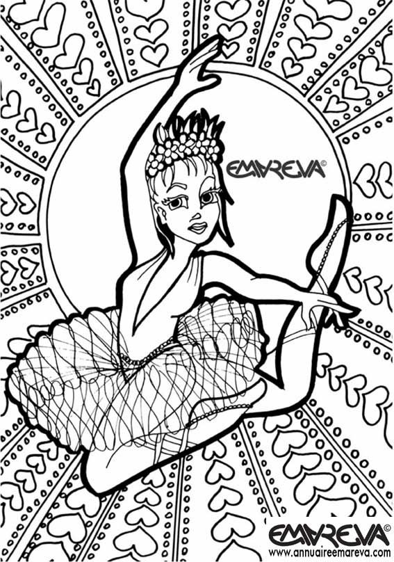 1000 ideas about coloriage danseuse on pinterest embroidery design embutido en patchwork and - Coloriage de danseuse ...