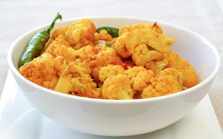 Quick Cauliflower Sabzi Recipe (Phool Gobi Sabzi)