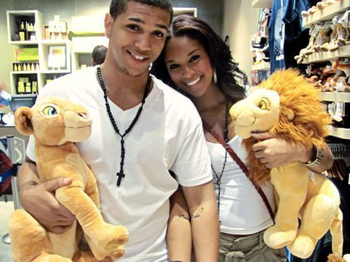 Go to the toy store together... and get a Simba & Nala stuffed animals!!! <3