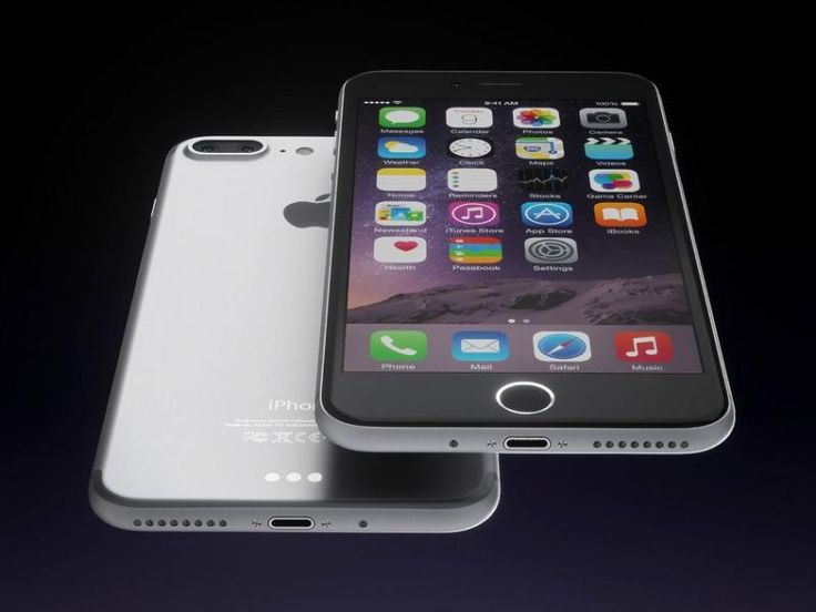 Así lucirá el próximo iPhone 7 - Contenido seleccionado con la ayuda de http://r4s.to/r4s