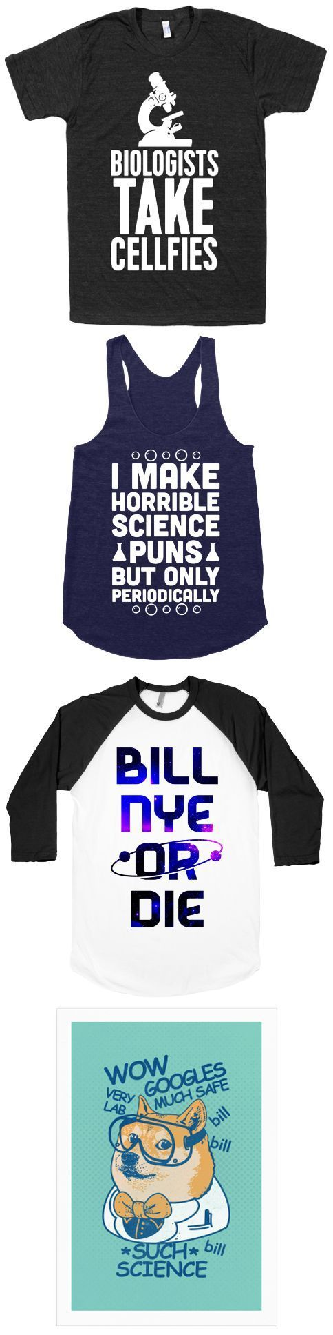 If you love everything science this collection is for you