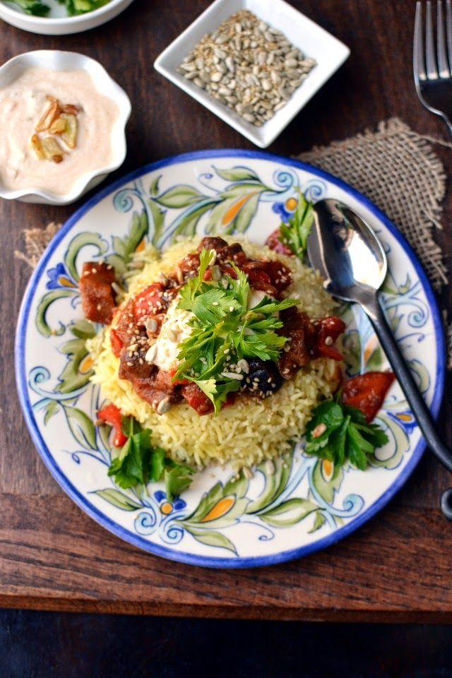 The 25 best jordanian food ideas on pinterest lebanon food jordanian rice pilaf vegetarian mansaf jordanian foodrice pilaf recipemarathonsnational forumfinder Image collections
