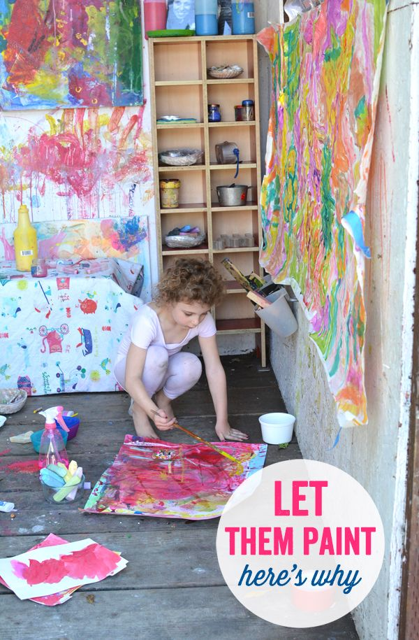 If you care about creativity for kids, read this!
