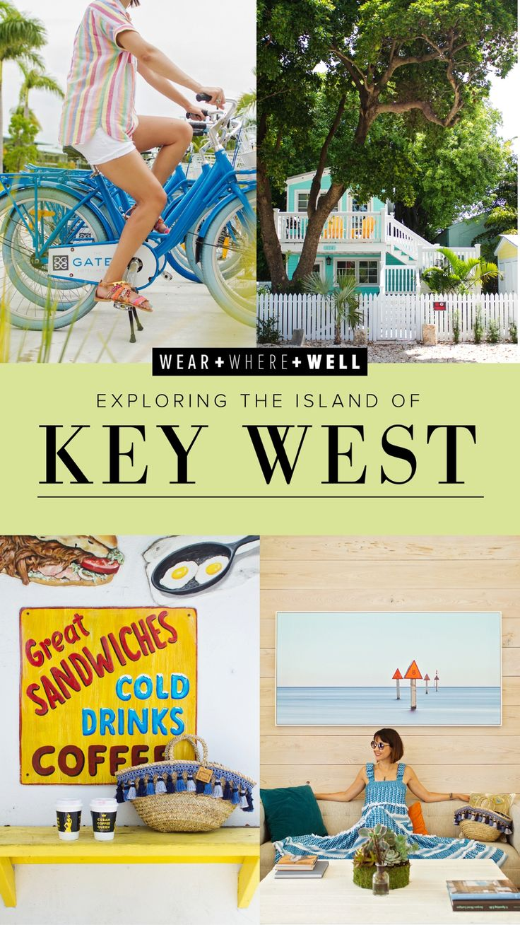 wear where well key west recommendations wear where