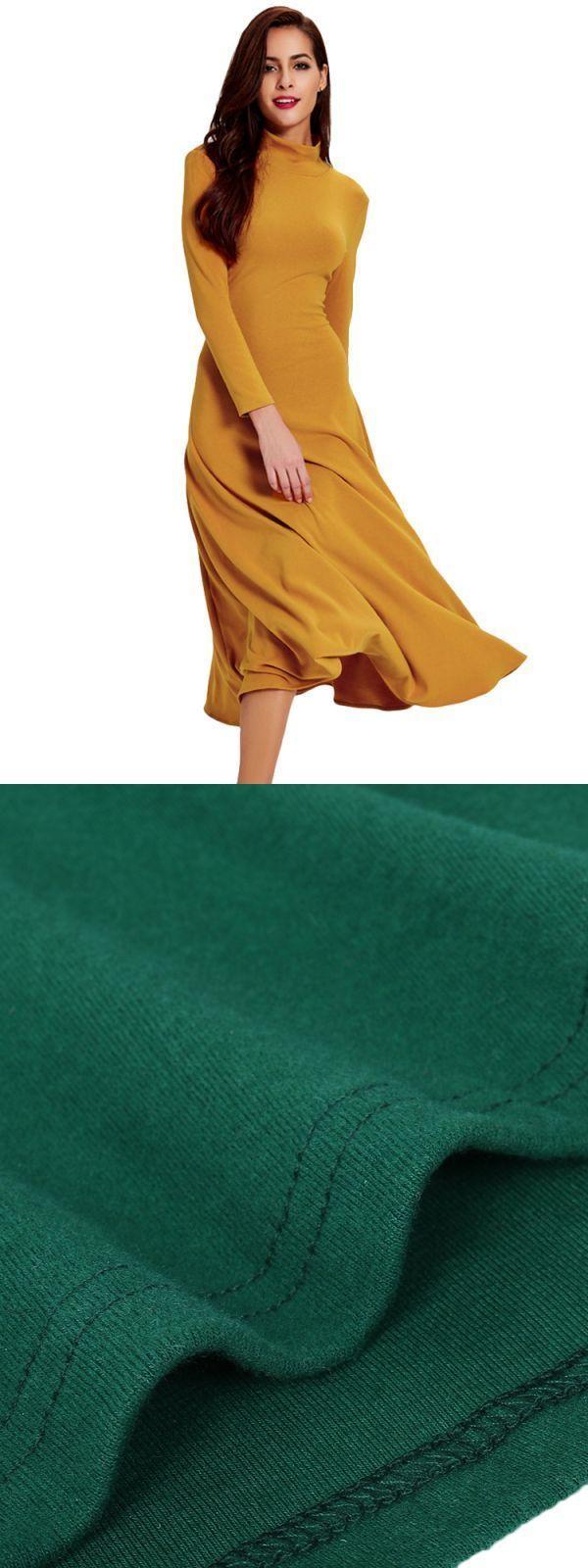 Maxi dresses 3x elegant women solid turtleneck long sleeve hollow out backless maxi dress #maxi #dress #age #8 #maxi #dresses #for #tall #women #maxi #dresses #jabong #s #maxi #dress