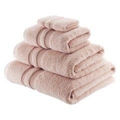 Bath towels; Egyptian cotton bath sheets & cloths - Habitat - PINK