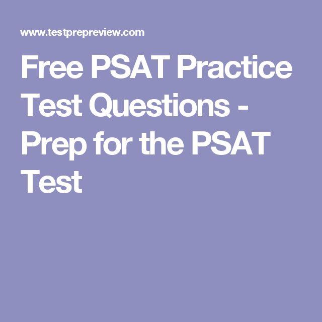 free psat practice test questions prep for the psat test. Black Bedroom Furniture Sets. Home Design Ideas
