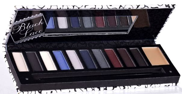 KISS NEW YORK Color EYE SHADOW PALLET  #kiss